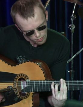 гитарист Антон Сафронов - джазовые интерпертации